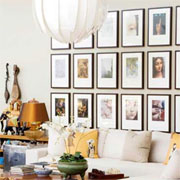 Still wondering how to create a picture wall?