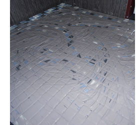cover laminate with mosaic tile