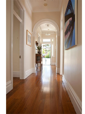 Home Dzine Home Improvement How To Install Skirting Boards