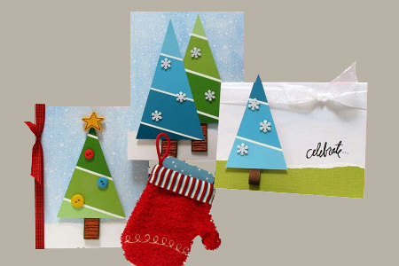 home dzine craft ideas easy ideas for greeting cards gift tags