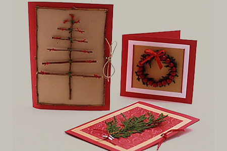 Easy ideas for greeting cards & gift tags