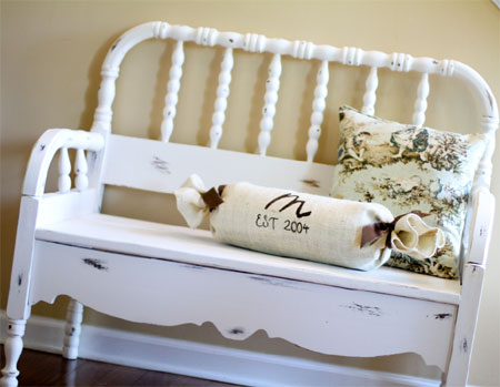 repurpose cot or crib