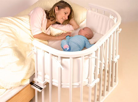 Home Dzine Bedrooms Perfect Cot For A New Born