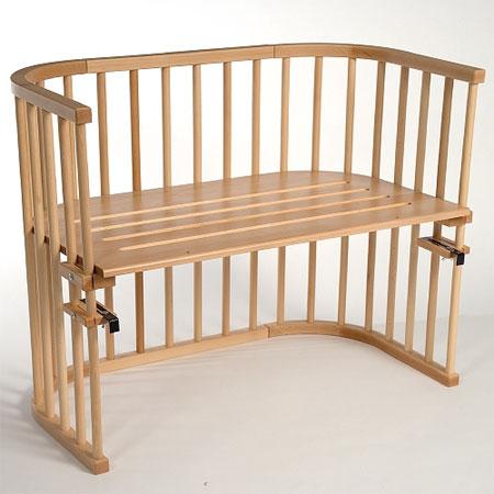 Babybay bedside crib