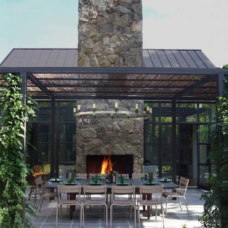 Home Dzine Garden Roof Options For A Patio