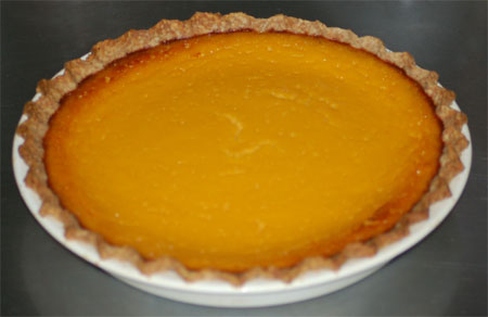 Make a pumpkin pie