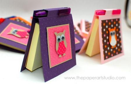 Home Dzine Craft Ideas Make A Paper Note Card Holder
