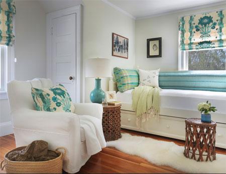 Home dzine home decor dress your home in vintage modern for Modern vintage bedroom designs