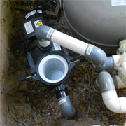 How to replace a pool pump