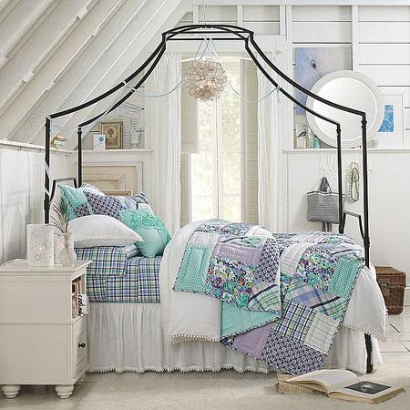 Home Dzine Bedrooms Beautiful 4 Post Bed Designs