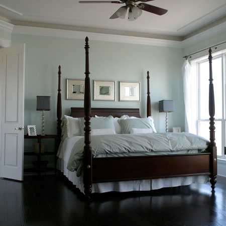 Home Dzine Bedrooms Beautiful 4 Post