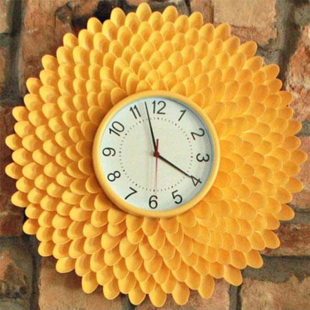 Home Dzine Craft Ideas Repurpose Plastic Spoons