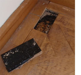 HOME DZINE Home DIY How To Restore Parquet Floors - What to do with parquet flooring