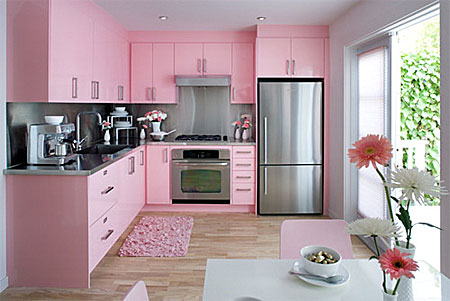 Colourful Ideas For Kitchens