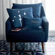 Decorating with denim
