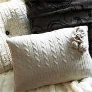 How to make a cushion cover from an old jersey