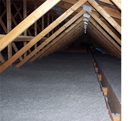 eco friendly insulation cellulose fibre