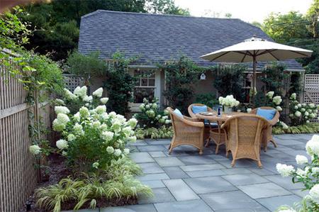 Charmant Design A Beautiful Patio Area