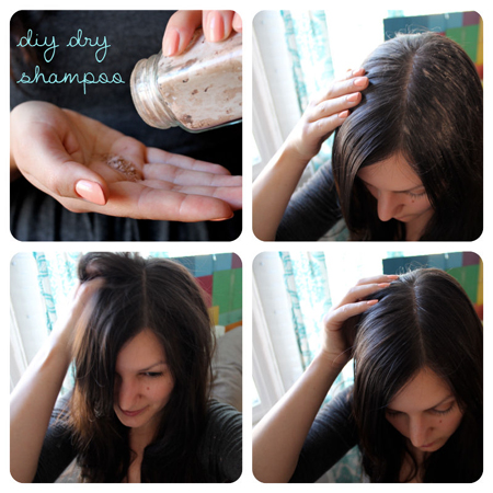 dry shampoo for bad hair days