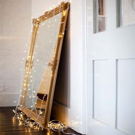 Home Dzine Home Decor Use Fairy Lights Or String Lights