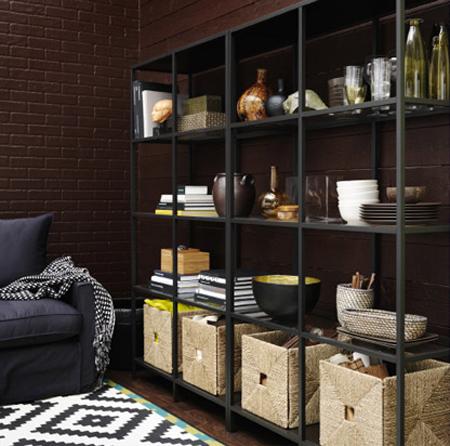ikea living room storage options you can make