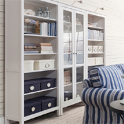 Stylish storage for living spaces