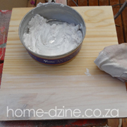 How to make your own liming wax