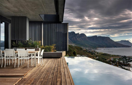 Cape Town home features raw finishes