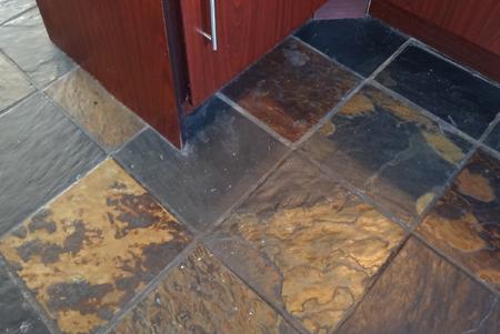 Strip Stone Tile Floors