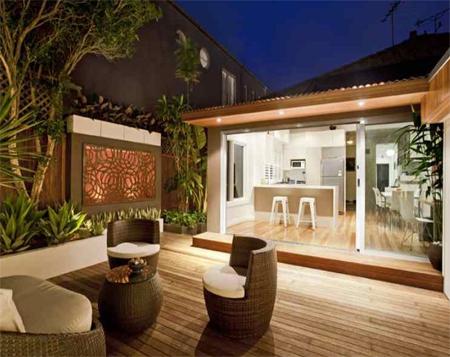HOME DZINE Garden | Practical outdoor structures on Garden Entertainment Area Ideas id=40280