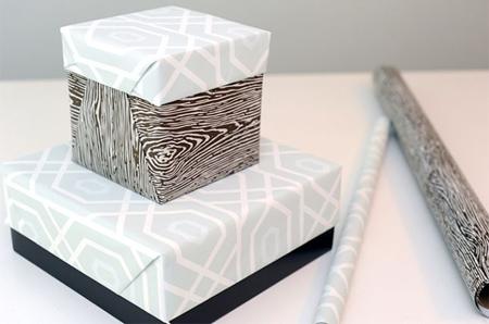 HOME DZINE Craft Ideas | How to cover up a plain box