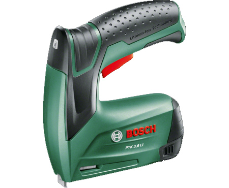 Upholstery projects made easy with bosch tacker