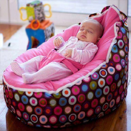 Home Dzine Crafts Make A Baby Bean Bag