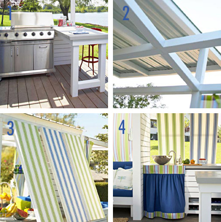 Transform a deck or patio for entertaining