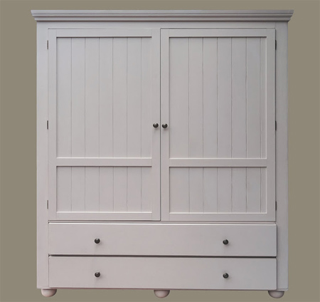 home dzine home diy diy shaker or cottage style wardrobe. Black Bedroom Furniture Sets. Home Design Ideas