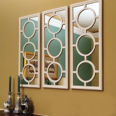 Home dzine home diy make decorative mirrors for Making mirrors