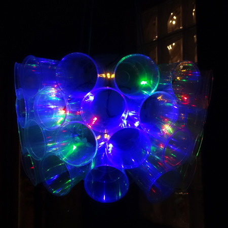 LED outdoor light sparkle ball