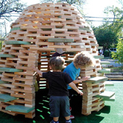 PlayHive... modern alternative to a jungle gym