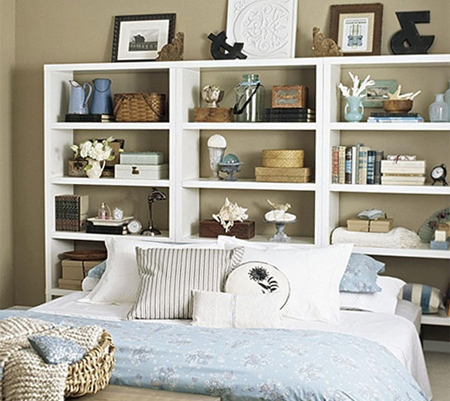 home dzine bedrooms storage ideas for a small main or 16128 | 876
