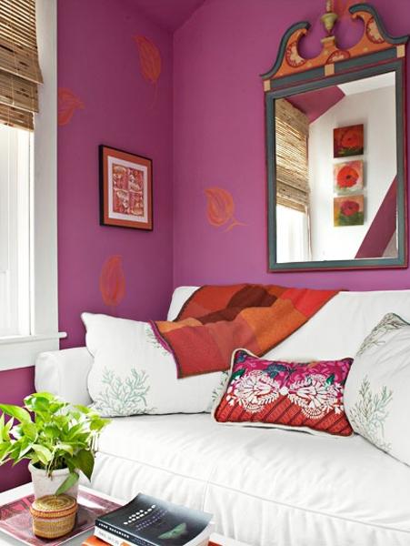 HOME DZINE | Make 2014 a colourful year
