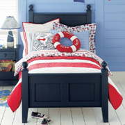 Decorating ideas for little boy's bedroom