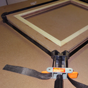 Professional picture frames