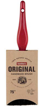 hamiltons handmade brush