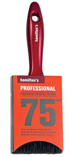 hamilton professional paint brush
