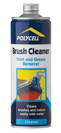polycell brush cleaner