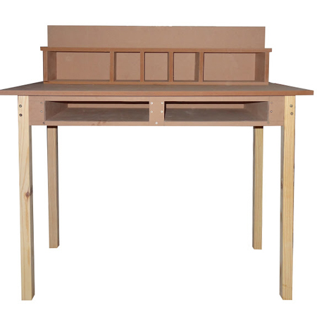 DIY dressing table or study desk