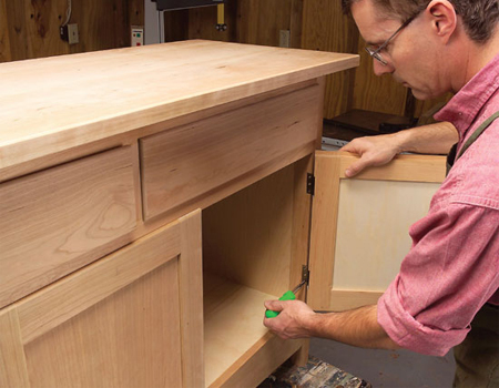 Home Dzine Home Diy Diy How To Make A Shaker Sideboard