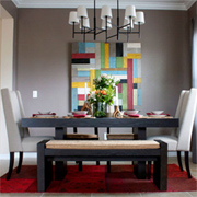 DIY fabulous dining room