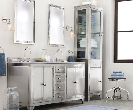 corner double vanity - Bathroom Cabinets Za