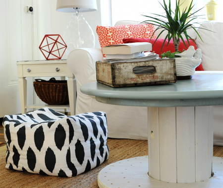 HOME DZINE Home Decor Repurpose and upcycle is a hot trend